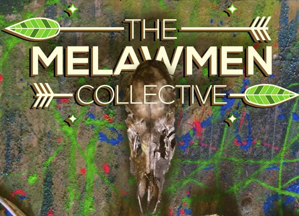 The Melawmen Collective Skull album cover